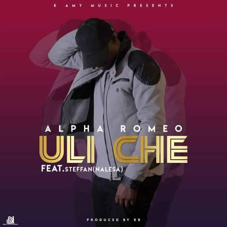 DOWNLOAD:Alpha Romeo ft Steffan - Uli che (prod by KB