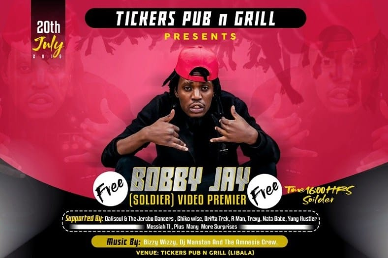VIDEO + AUDIO:Bobby jay -Soldier